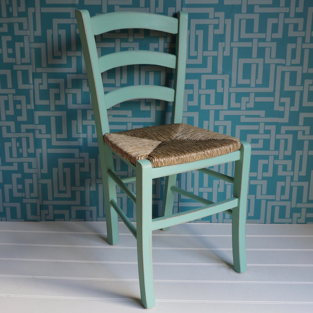 Delicieux Painted Italian Bistro Chair