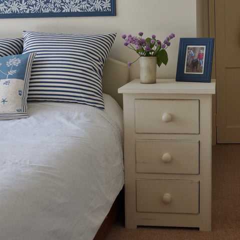Compton Painted Bedside Chest