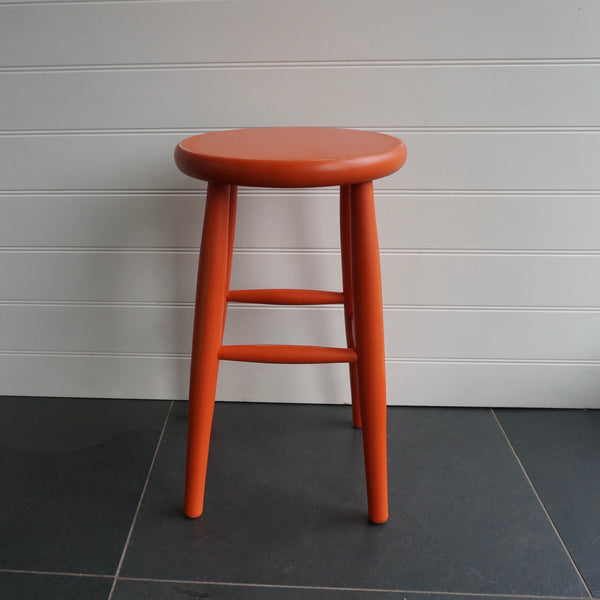 Painted Ansty Low Stool