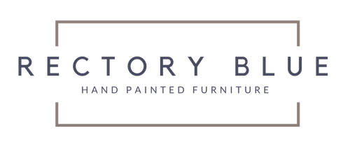 Rectory Blue Hand Painted Furniture