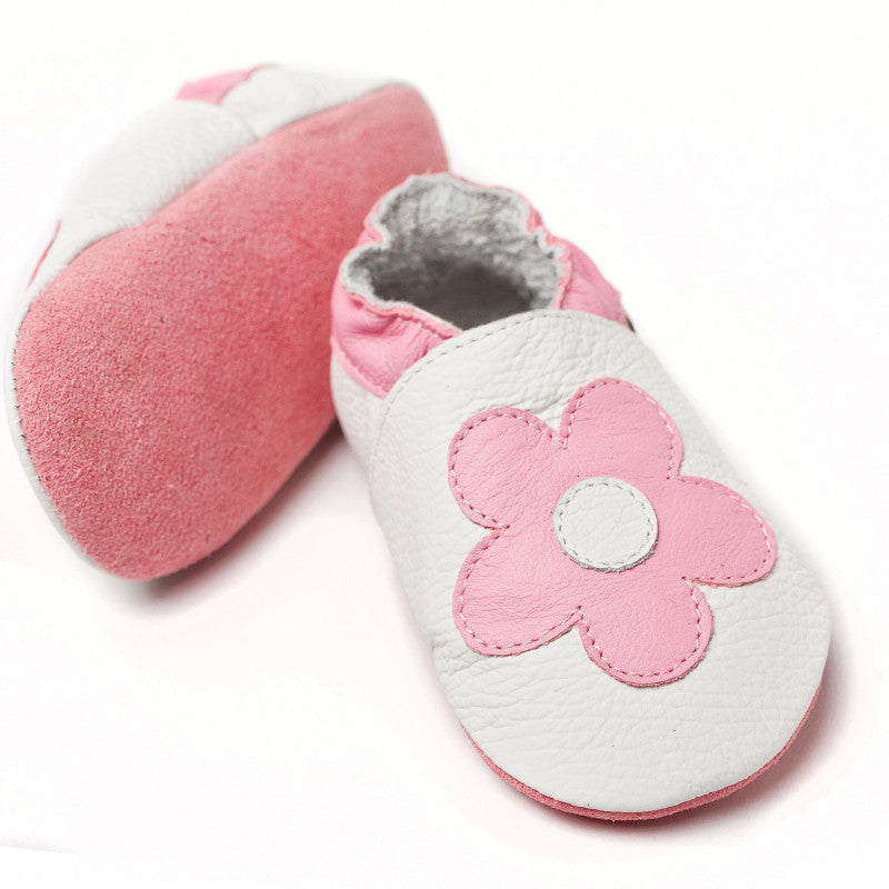 Liliputi soft leather baby shoes pink flowers liliputi australia liliputi soft leather baby shoes pink flowers liliputi australia 2 mightylinksfo