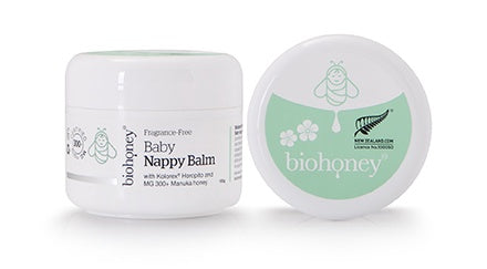 Biohoney Baby Nappy Balm 100gm