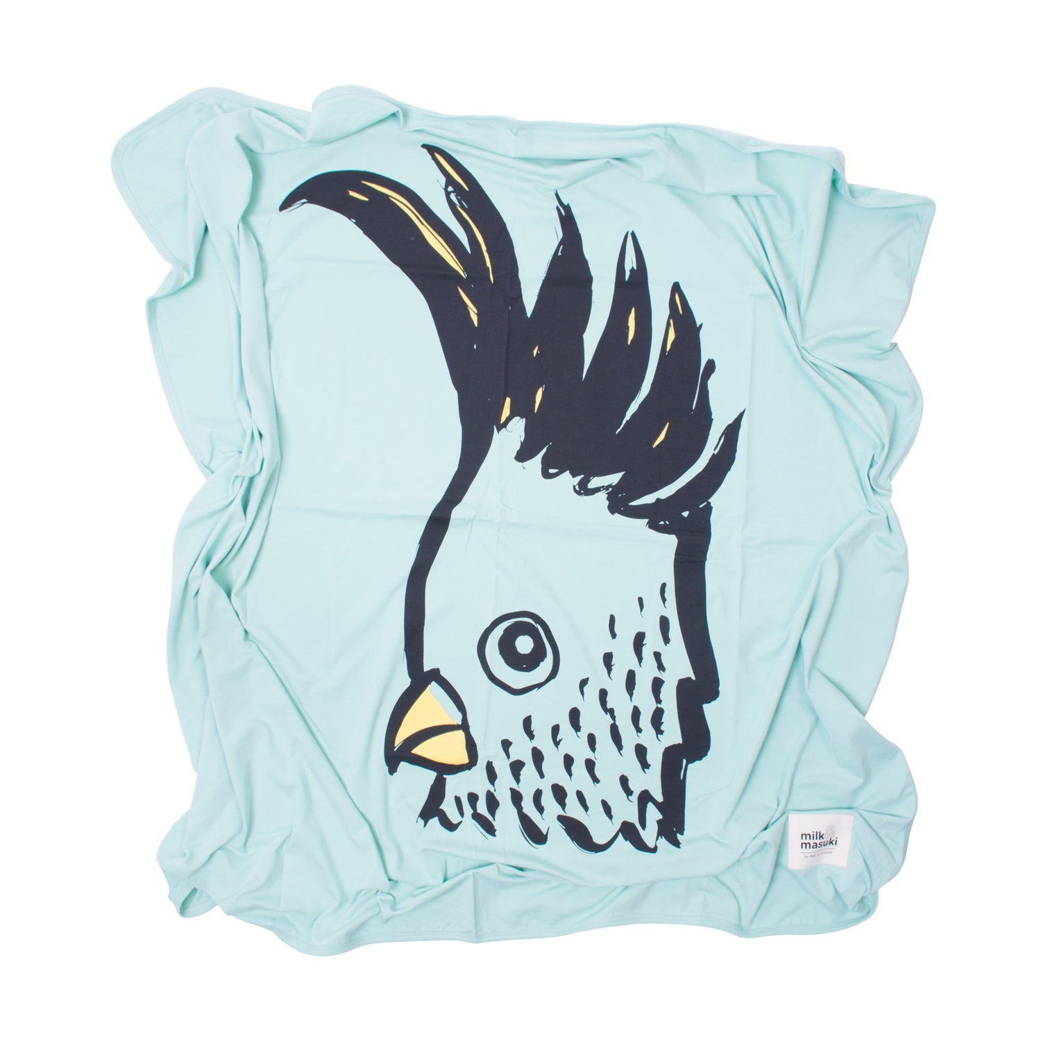 Cockatoo Single Layer Baby Wrap