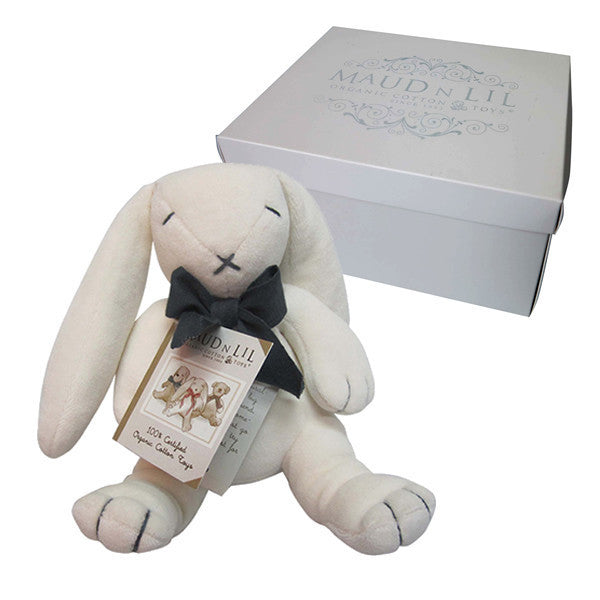 Maud & Lil Organic Bunny Boxed