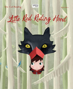 Little Red Riding Hood Die-Cut Book