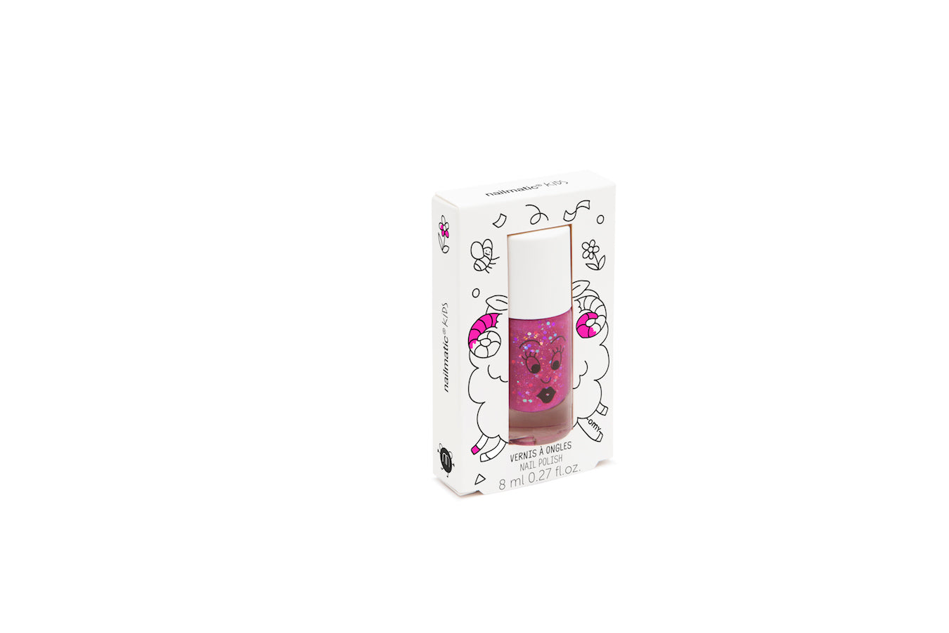 Nailmatic Kids Nail Polish Sheepy
