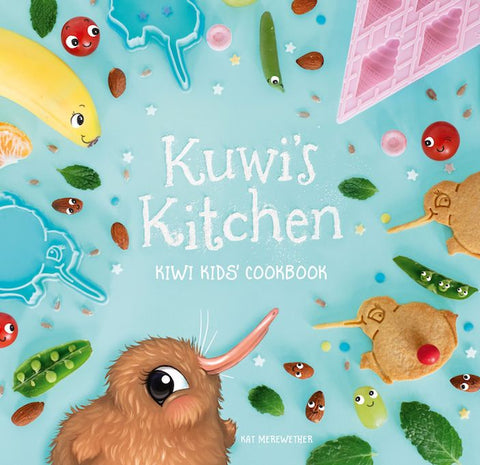 Kuwi's Kitchen with Kuwi Cookie Cutter