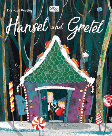 Hansel & Gretel Die-Cut Book