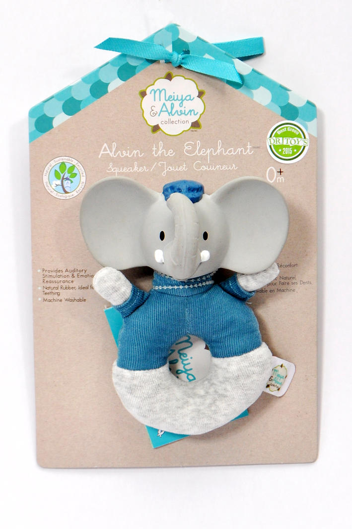 Alvin Soft Ring Rattle