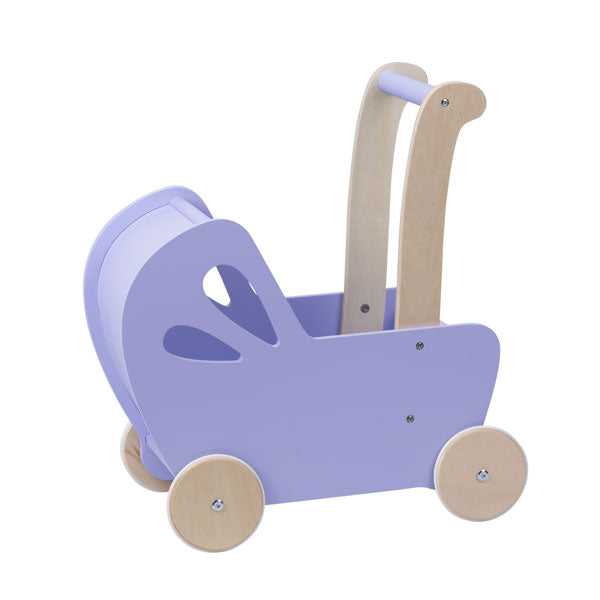 Moover Line Dolls Pram | Light Purple
