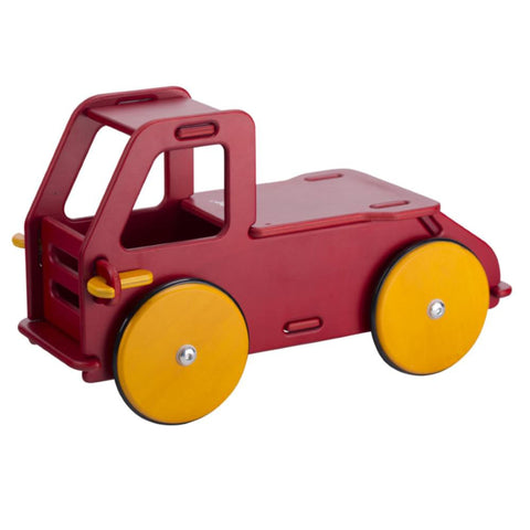 Moover Baby Truck | Red