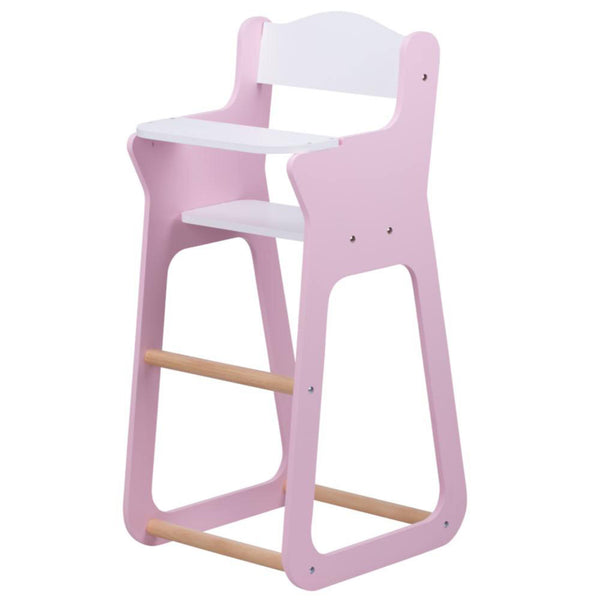 Moover Line High Chair | Light Pink