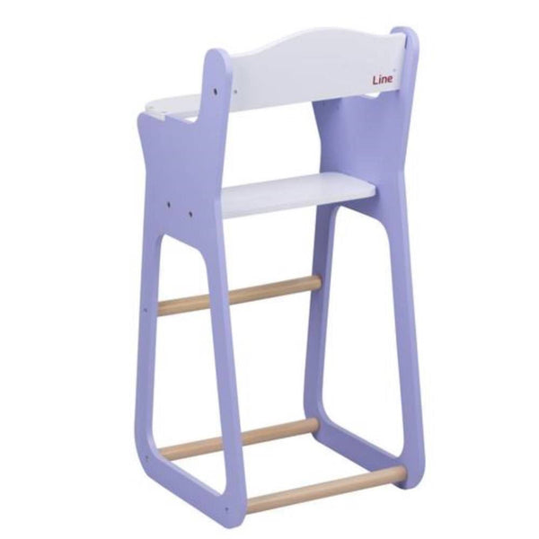 Moover Line High Chair | Light Purple