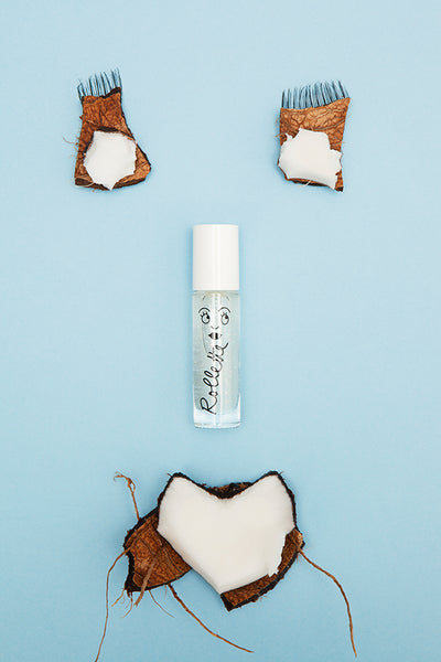 Nailmatic Rollette Lip Gloss Coconut