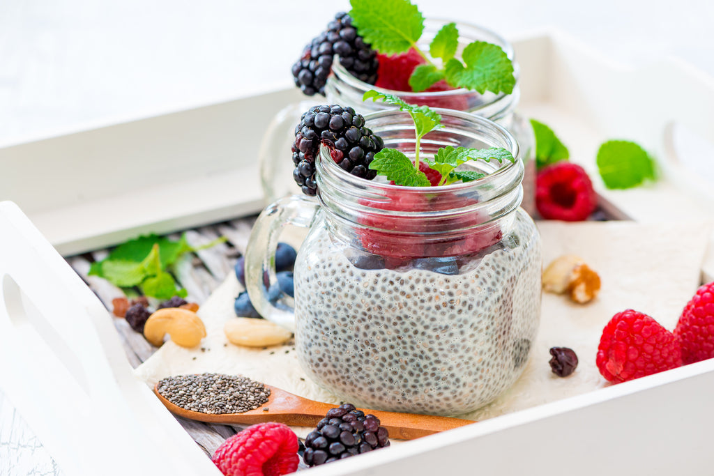 6 Anti-Aging and Weight Loss Benefits of Chia Seeds