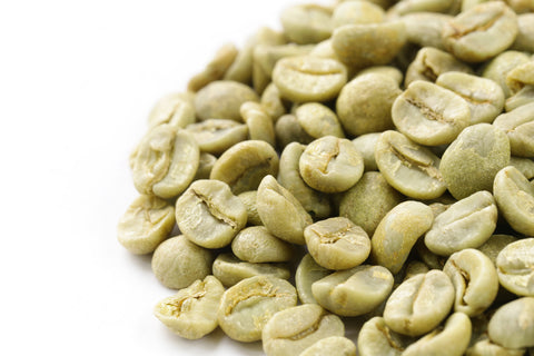 Green Coffee Bean Extract: Weight Loss Effects of Chlorogenic Acid and Caffeine