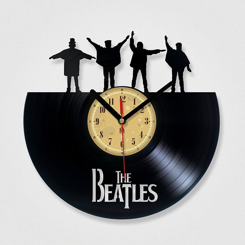 Vinyl Clock - The Beatles HELP!