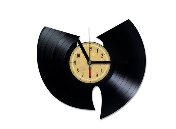 Vinyl Record Clock - Wu-Tang Clan