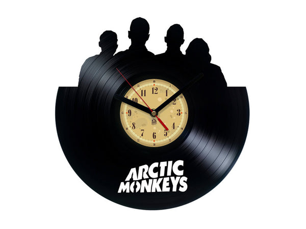 Vinyl Clock - Arctic Monkeys
