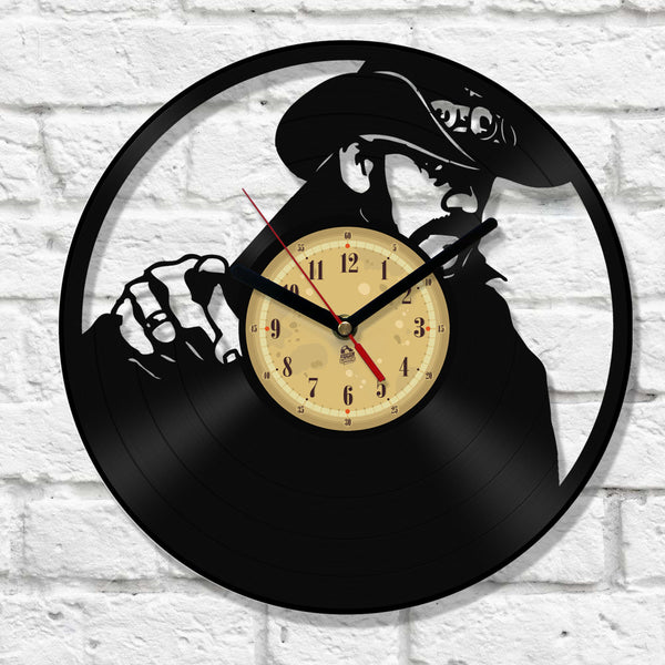 Vinyl Clock - Lemmy