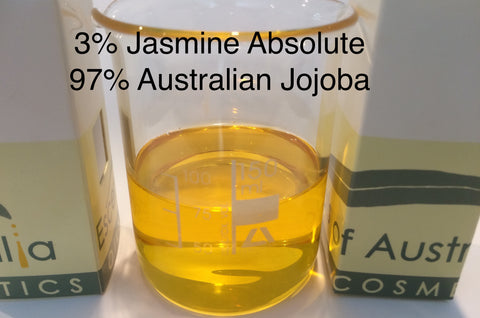 Jasmine Absolute 3% dilution in jojoba