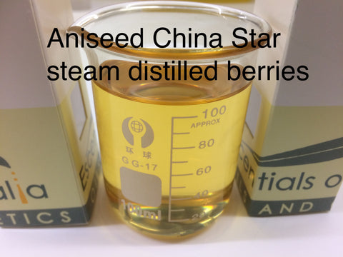 Aniseed China Star Essential Oil <br><i><small>illicium verum</small></i></br>