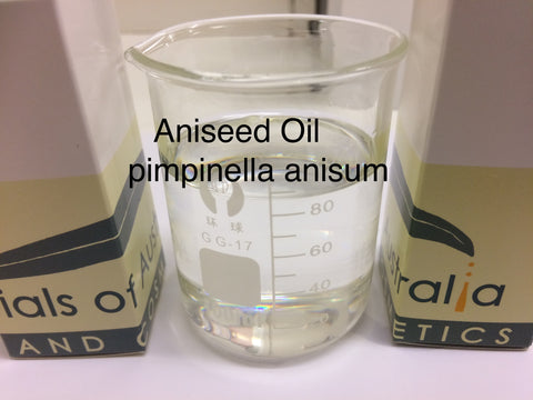 Aniseed Essential Oil pimpinella animus