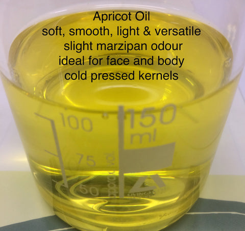 Australian virgin apricot oil