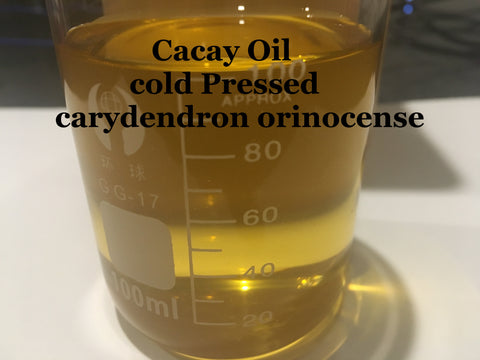 Cacay Oil <br><i><small> caryodendron orinocense </small></i></br>