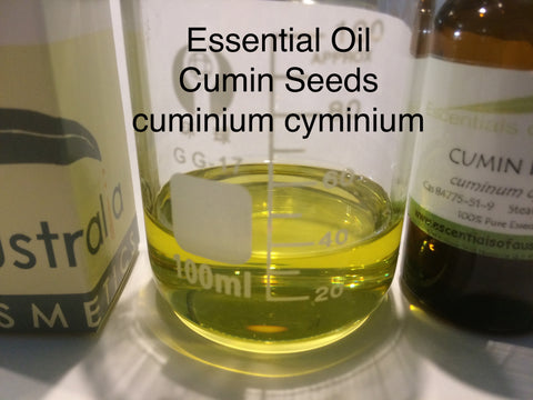 Essential Oil cumin seed