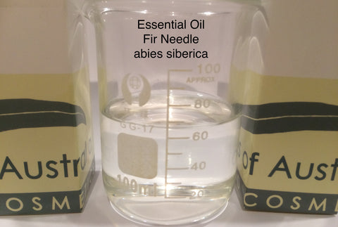 Fir Needle essential Oil abies siberica