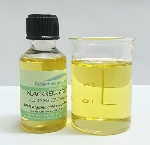 Blackberry  Seed Oil Refined Organic CLEAROUT SPECIAL