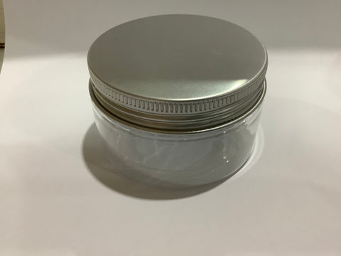 100gm Jar Clear PET new product