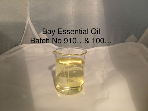 Bay Essential Oil