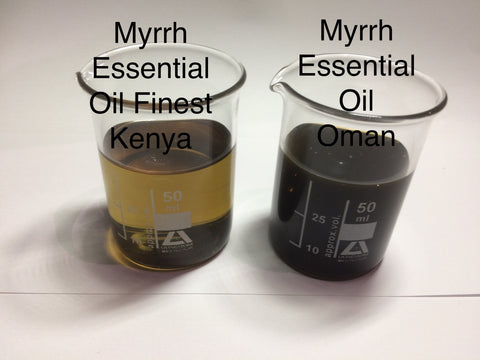 Myrrh Finest Essential Oil Kenya <br><i><small>commifora myrrha </small></i></br>