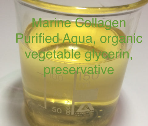 Marine Collagen Liquid Anti-Ageing complex