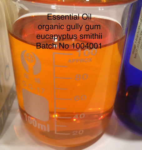 Eucalyptus Gully Gum Essential Oil