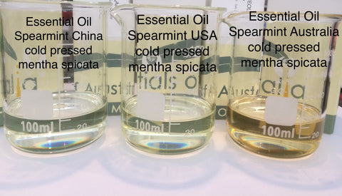 Essential Oil of Spearmint Australia