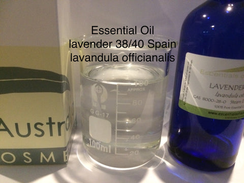 Lavender Essential Oil Spain