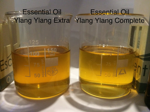 Essential Oil Ylang Ylang complete