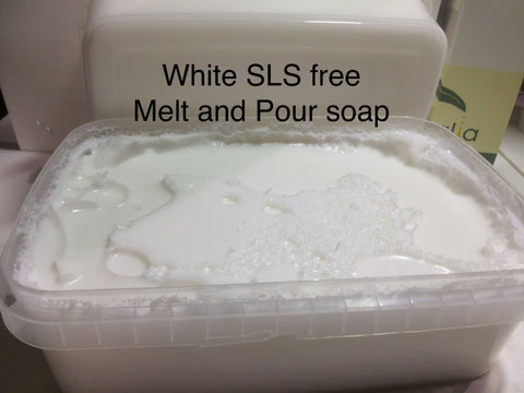 Soap Base SLS free 1kg blister pack