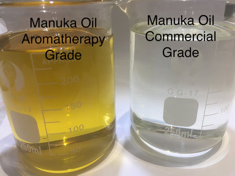 Manuka Oil Leptosermum scoparium commercial grade