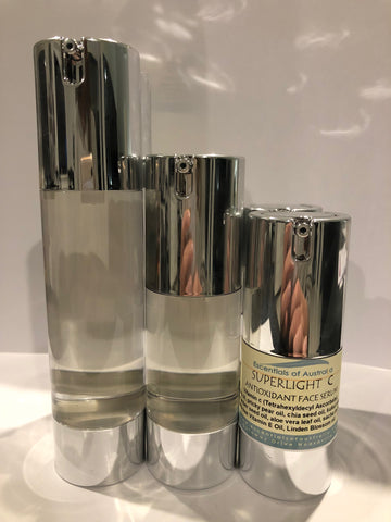Superlight C antioxidant facial oil