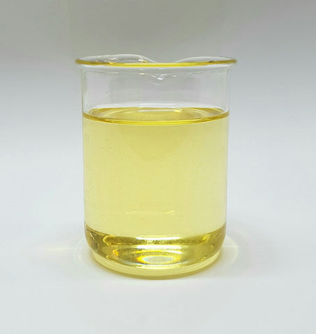 Aloe vera oil extracted in soy bean oil