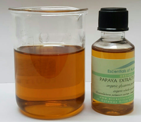Papaya Organic Botanical Extract