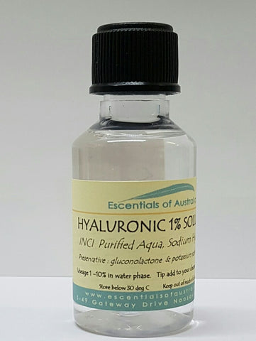Hyaluronic 1% solution