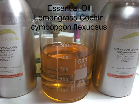 Lemongrass Essential Oil cochin type
