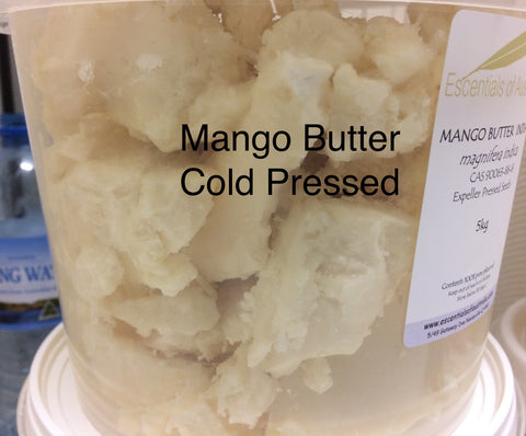 mango Butter cold pressed