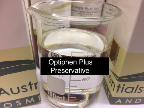 Optiphen Plus preservative