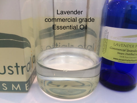 Lavender commercial grade essential Oil